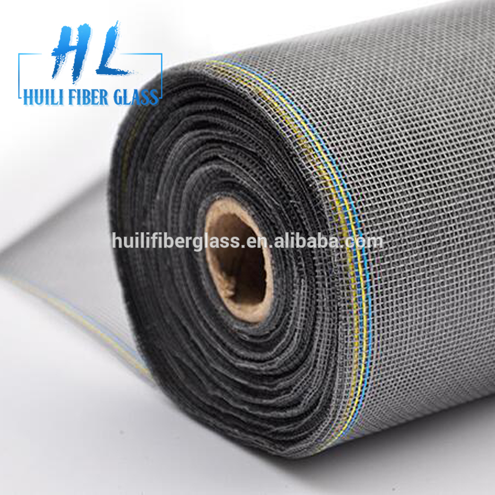 0.013inch thickness Plain weave fiberglass insect window screen/mosquito mesh