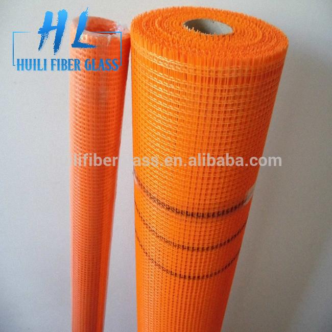 10×10 110g reinforce concrete fiber glass mesh,fiber glass net from china