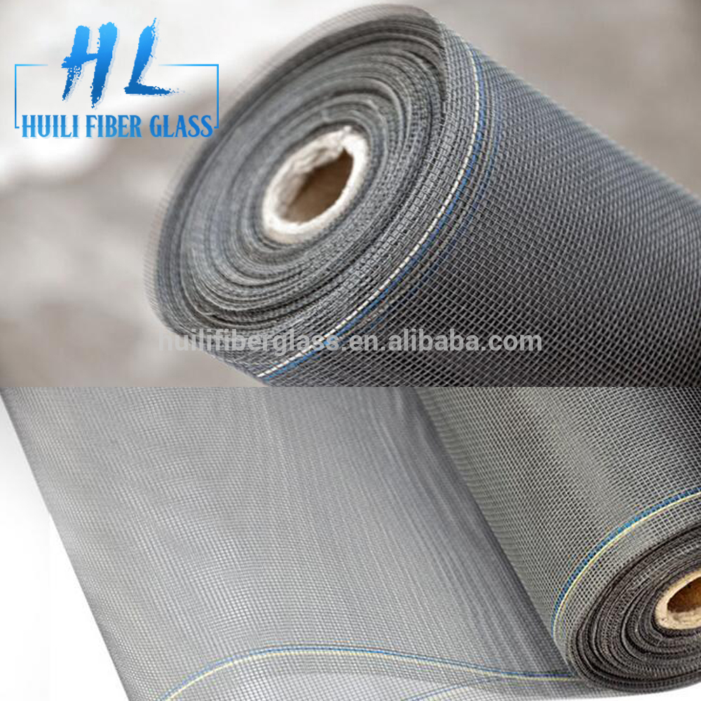 115g fiberglass window screen, black, grey, white color window screen, mosquito wire mesh rolls