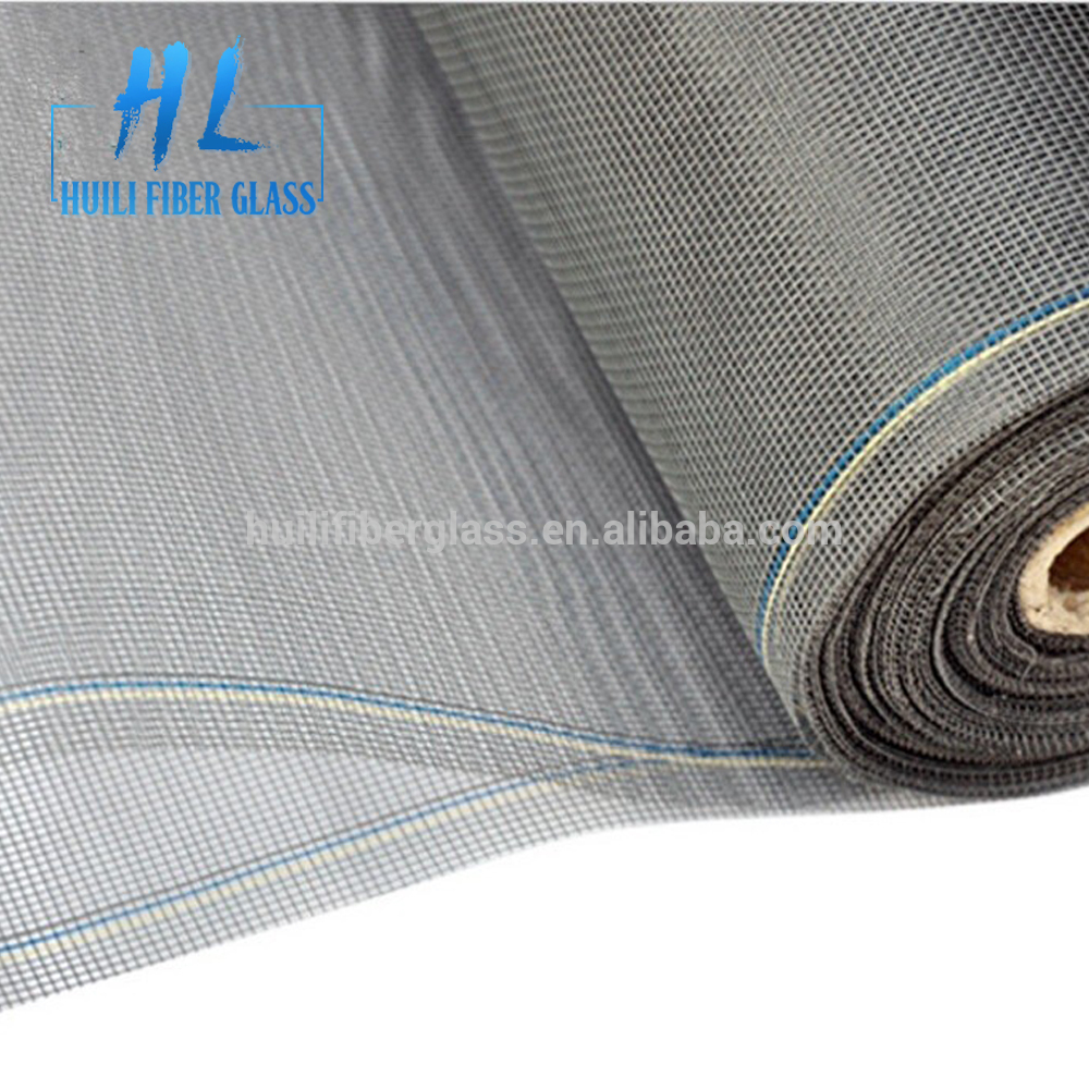120g/m2 18X14 Fiberglass Window&door screen net in rolls ,rolled window screen Fiberglass Mosquito Netting