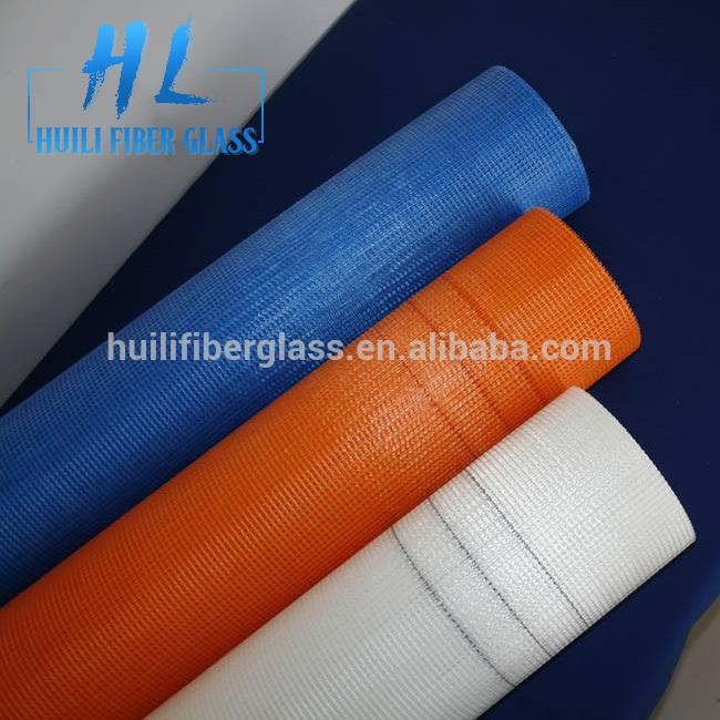 160g 4*4/5*5 Fiberglass Mesh Resist Fiberglass Mesh Reinforcement Concrete Fiberglass Mesh