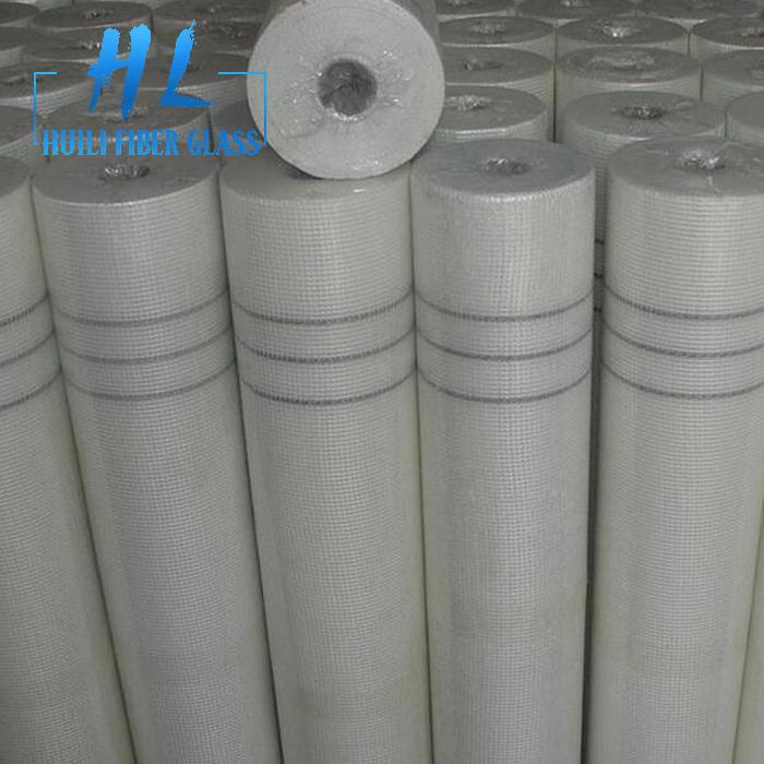160g 5×5 fiberglass mesh roll