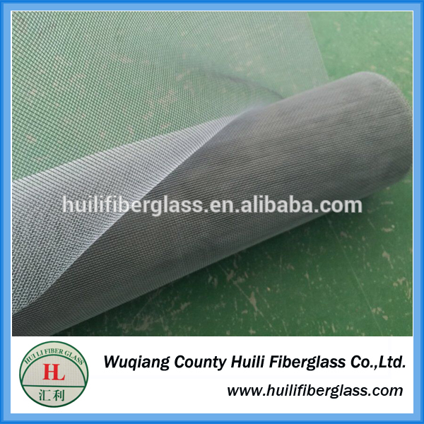 18*16 hengshui Fireproof fiberglass insect screen/ fiberglass window screen/ fiberglass mosquito net