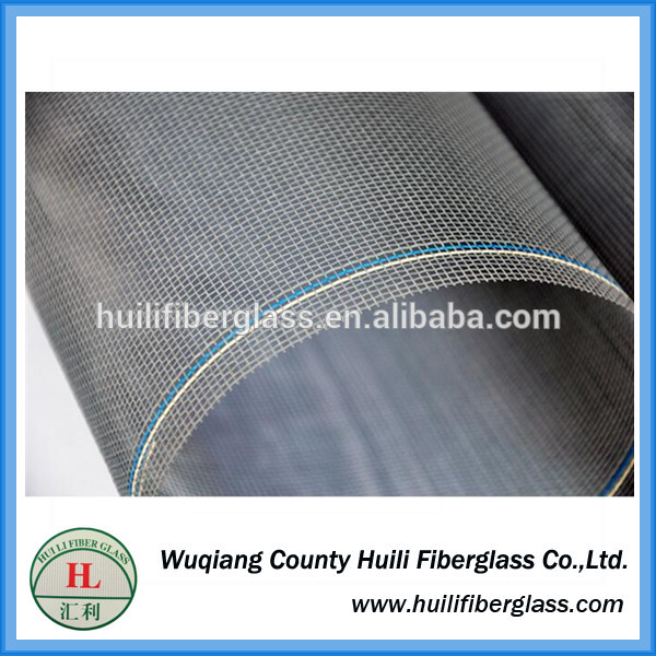 18 16 mesh charcoal mesh insect window screen roll up for Roll up insect screens for windows