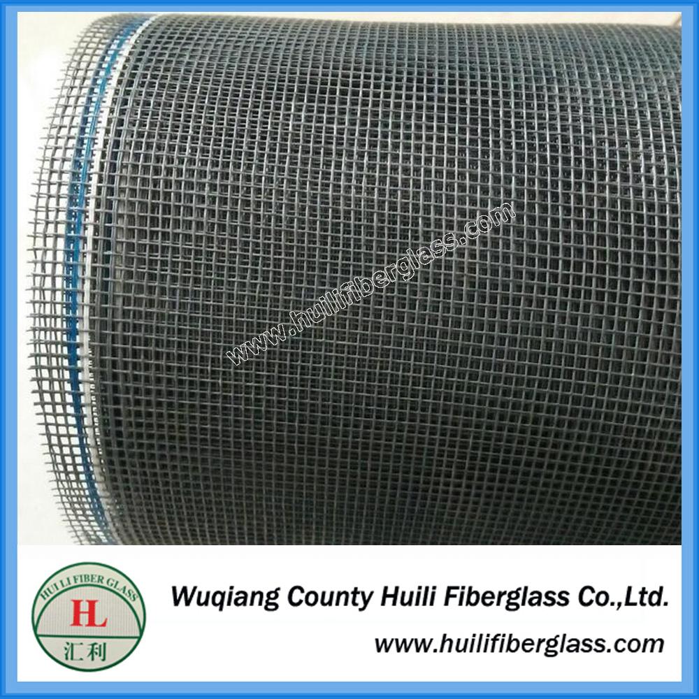 18×16 mesh 110g gray fiberglass mosquito screen net
