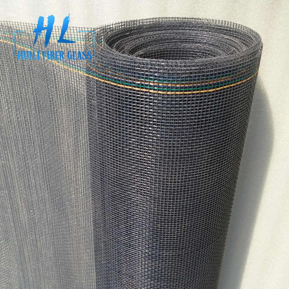 18×16 mesh fiberglass window screen mesh