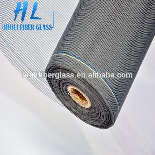 2018 hot sale 18X16mesh Insect Fiberglass Window Screen