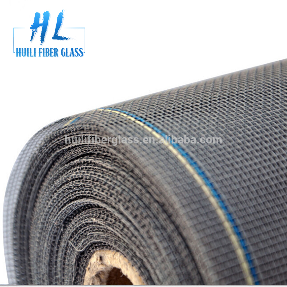 20x20mesh Fiberglass window Insect Screen roller fly screen from Huili factory