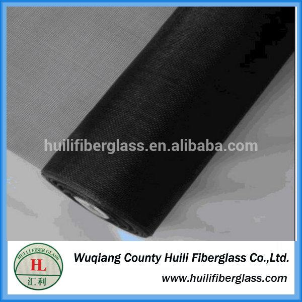 30m roll 18×16 Gray Black Anti Insect Mosquito Bug Fiberglass Fly Screen Mesh