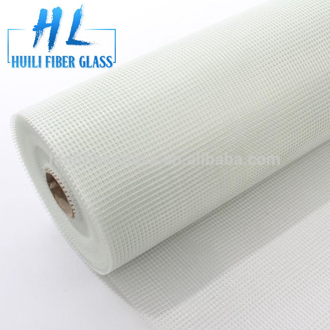 60gr 75gr 80gr Alkaline Resistant Latex Coated Fiberglass Mesh for Marble Backing