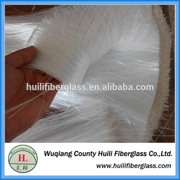 E -Glass Chopped fiberglass strand for Concrete Cement Gypsum