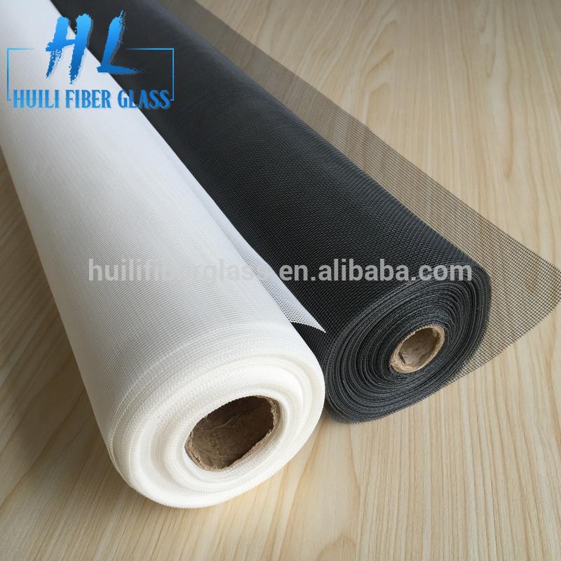 Best supplier high quality various fiberglass insect window screen