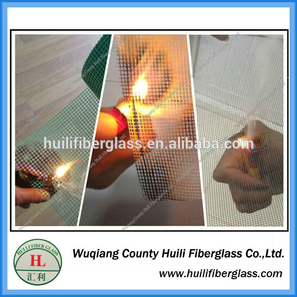 Big rolls window screen nets/fiber glass anti-insect screens fly screen mesh/fireproof