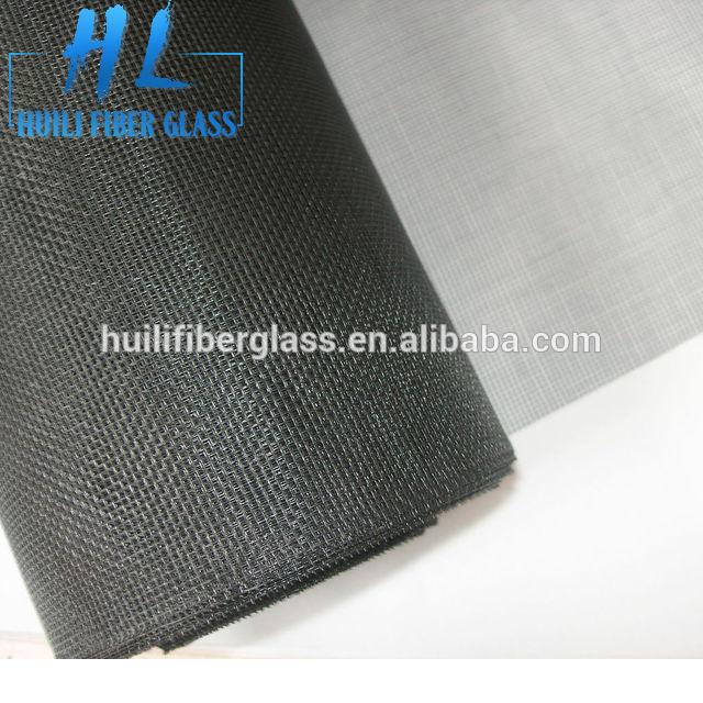 cheap Fiberglass mosquito net14x14 fly window screen pet mesh fly screen