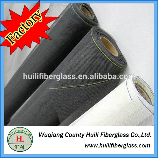 Cheap price of Fiberglass mesh fly screen fiberglass insect screen roller for window and door