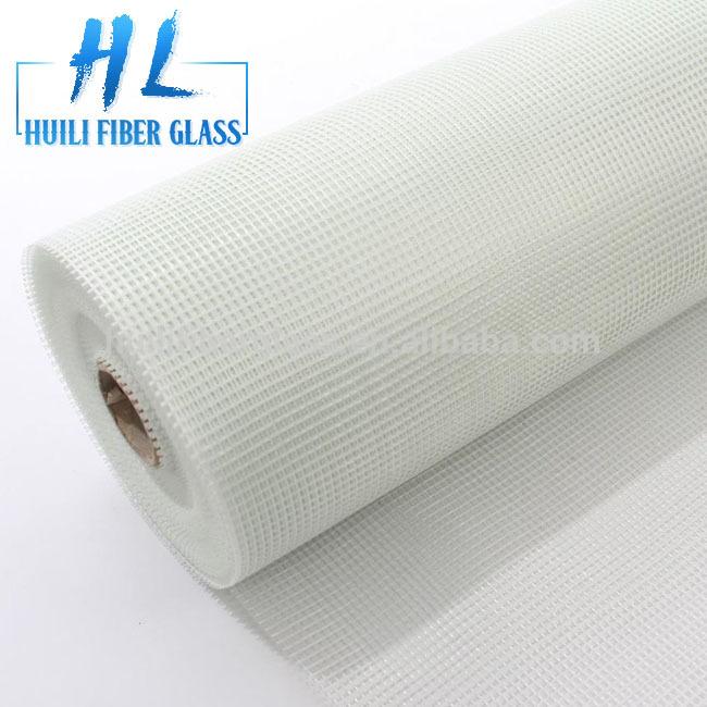 cheap Reinforced cement board fiberglass mesh 145g 4*4/5*5