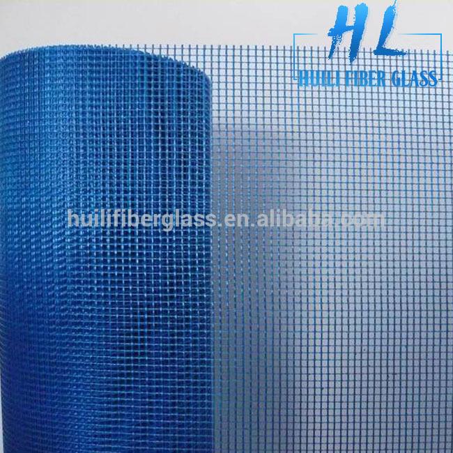 China Factory 145g alkali resistant fiber glass mesh/glass fiber mesh