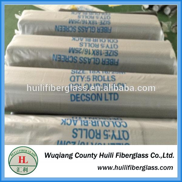 China supplier fiberglass insect screen mesh(factory direct sale)/sun shade net/pet screen
