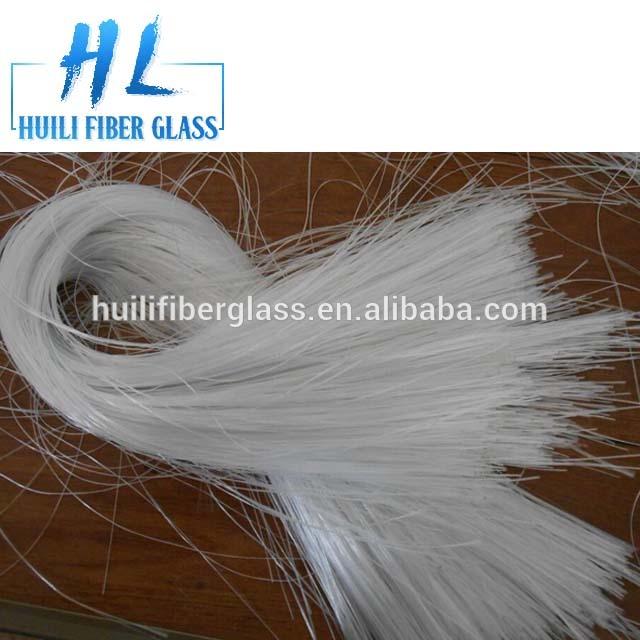 E -Glass Chopped fiberglass strand for Concrete Cement Gypsum