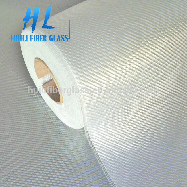 E Glass Woven Roving Honeycomb Composite Fabric Fiberglass Fabric