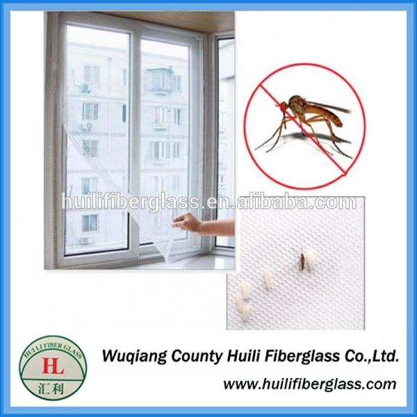 factory exporter Fire Resistant/18*16mesh Against Flies Fiberglass Mosquito Screen (Manufacturer)