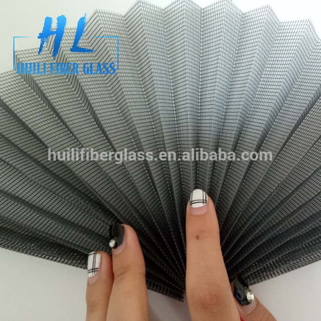 factory price fiberglass fold window insect screen folding screen