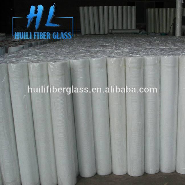 fiber concrete mesh reinforced fiberglass mesh 1x50m 160gsm 5x5mesh orange color