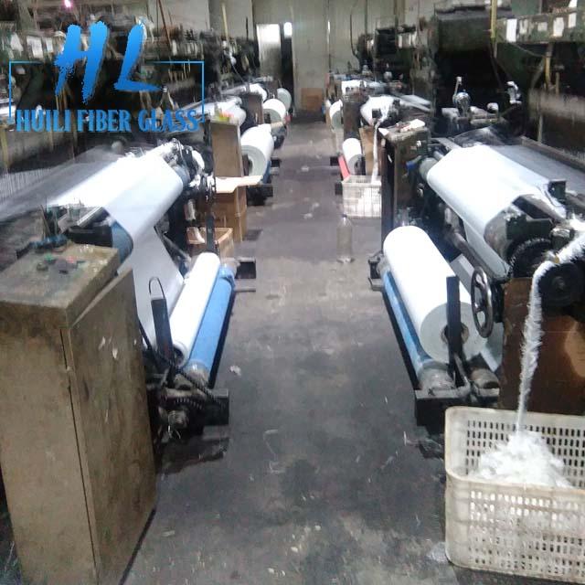 fiber glass factory sell woven roving plain cloth/fiber glass