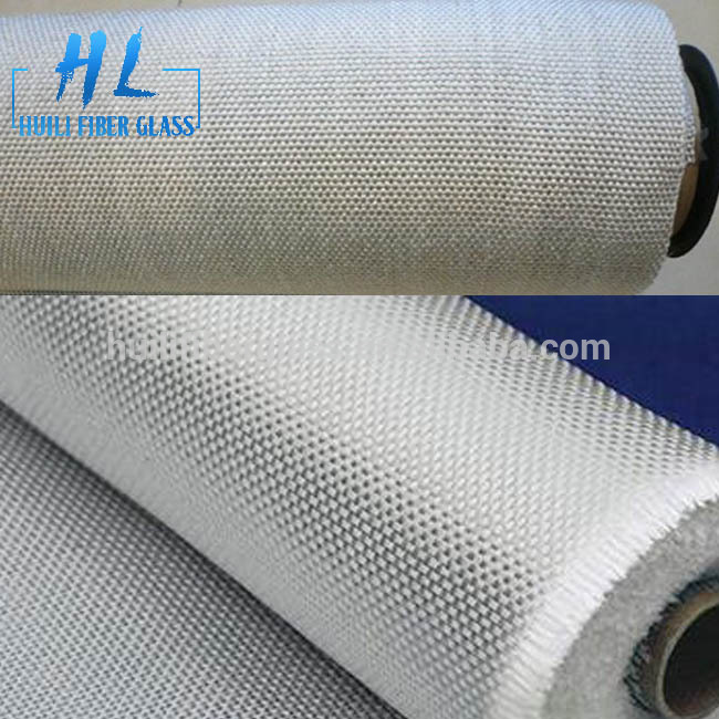 fiber glass factory sell woven roving plain cloth/fiber glass