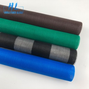 18×16 mesh standard window screen roll