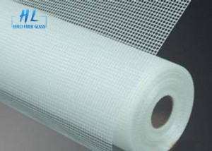Roofing Fiberglass Mesh 5*5mm 145g/M2 With Good Latex Glue With Good Stability