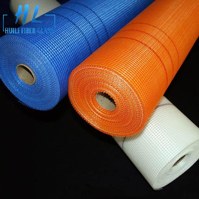 4*4 and 5*5 Mesh Size Alkali Content Alkali Resistant Fiberglass Mesh Featured Image
