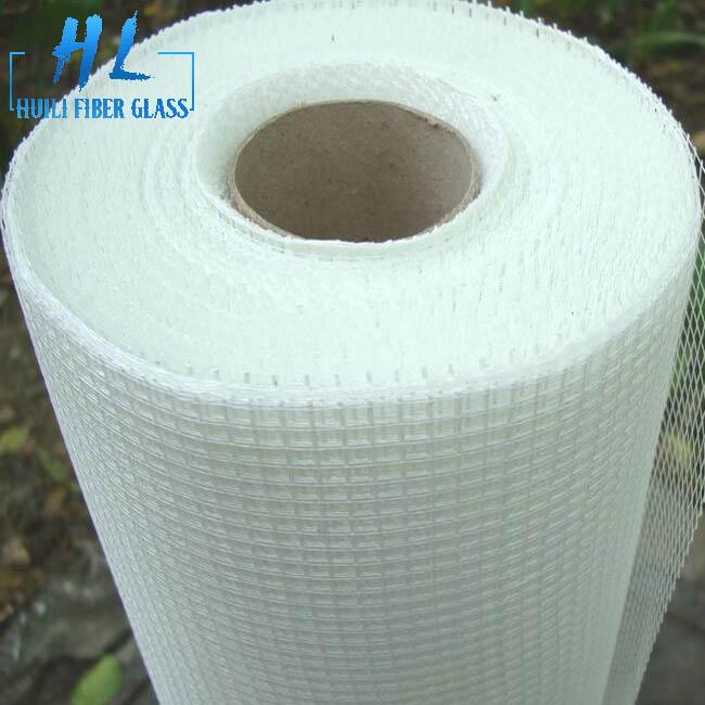 160g/165g, 4*4/5*5 Plaster fiberglass mesh net with good latex Featured Image