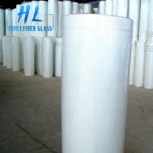 white fiberglass wire mesh for rendering