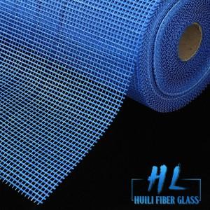 Wall Covering 160g Fiberglass Mesh Alkali Resistant Glassfiber Mesh Fiberglass Net