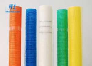PTFE Coated Fiberglass Mesh Net High Temperature Resistant White Color