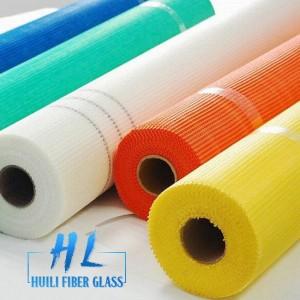 building materials alkali-resistant fiberglass mesh 125/145/160gsm