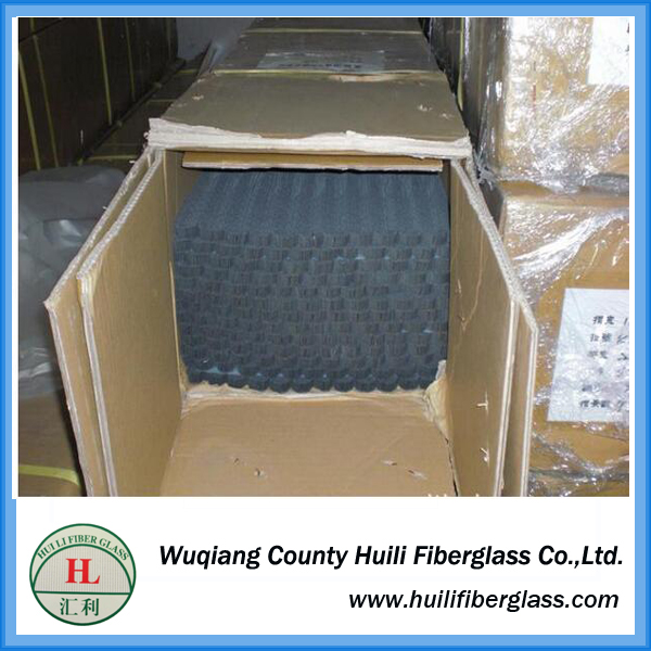 fiberglass pleated wire mesh fold window screen fiberglass window screen for window and doors
