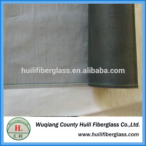 Fiberglass Stainless Steel Mesh Fly Screen Door With Soft Flexible Alkali Resistant Wall Material