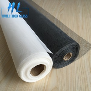 16*14 black color fiberglass fly screen fiberglass screen