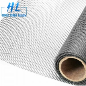 Factory retractable fly screen window fiberglass insect screen Roller screen window