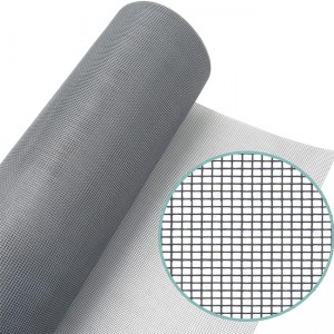 Fiberglass Invisible Insect Screen Fly Window Screen Netting