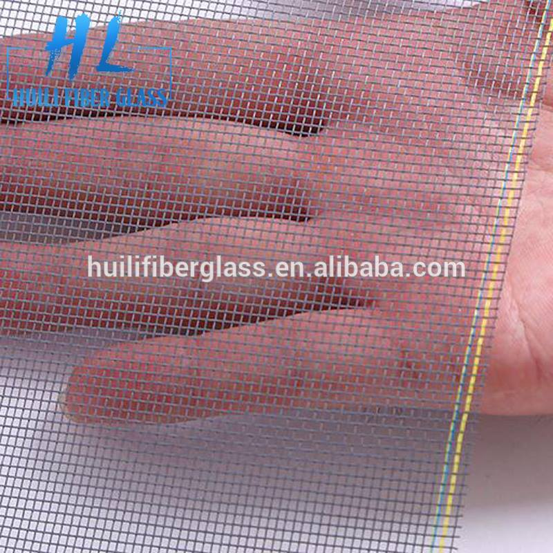 Fire Resistant Fiberglass Plisse Bug Or Insect Screen Wire