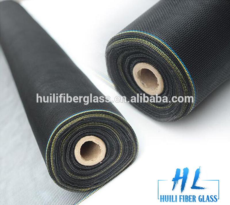 Glass fiber fly screen mesh 18*16Fire /resistant fiberglass fly screen Wholesale China factory