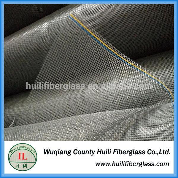 glass fiber insect net made of PVC plastic composition fiberglass screen mesh