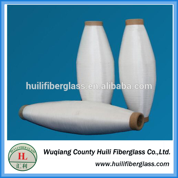Good Heat Insulation Fiberglass Yarn / e glass fiber yarn
