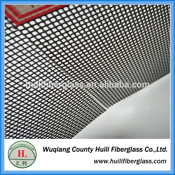 Grey Powder Coated Heavy Duty SS Bullet Proof Security Window Screens for door screen