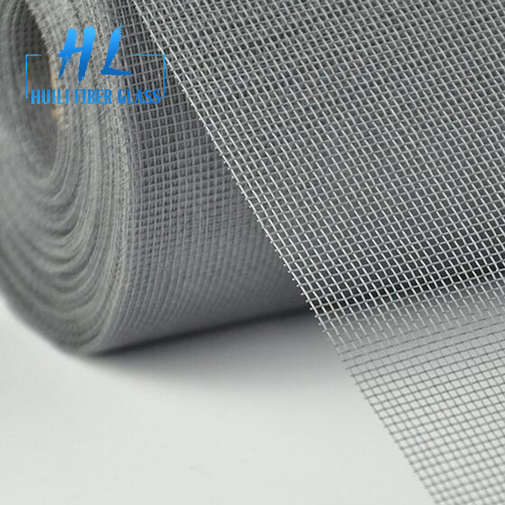 high tensile flexible fiberglass insect screen