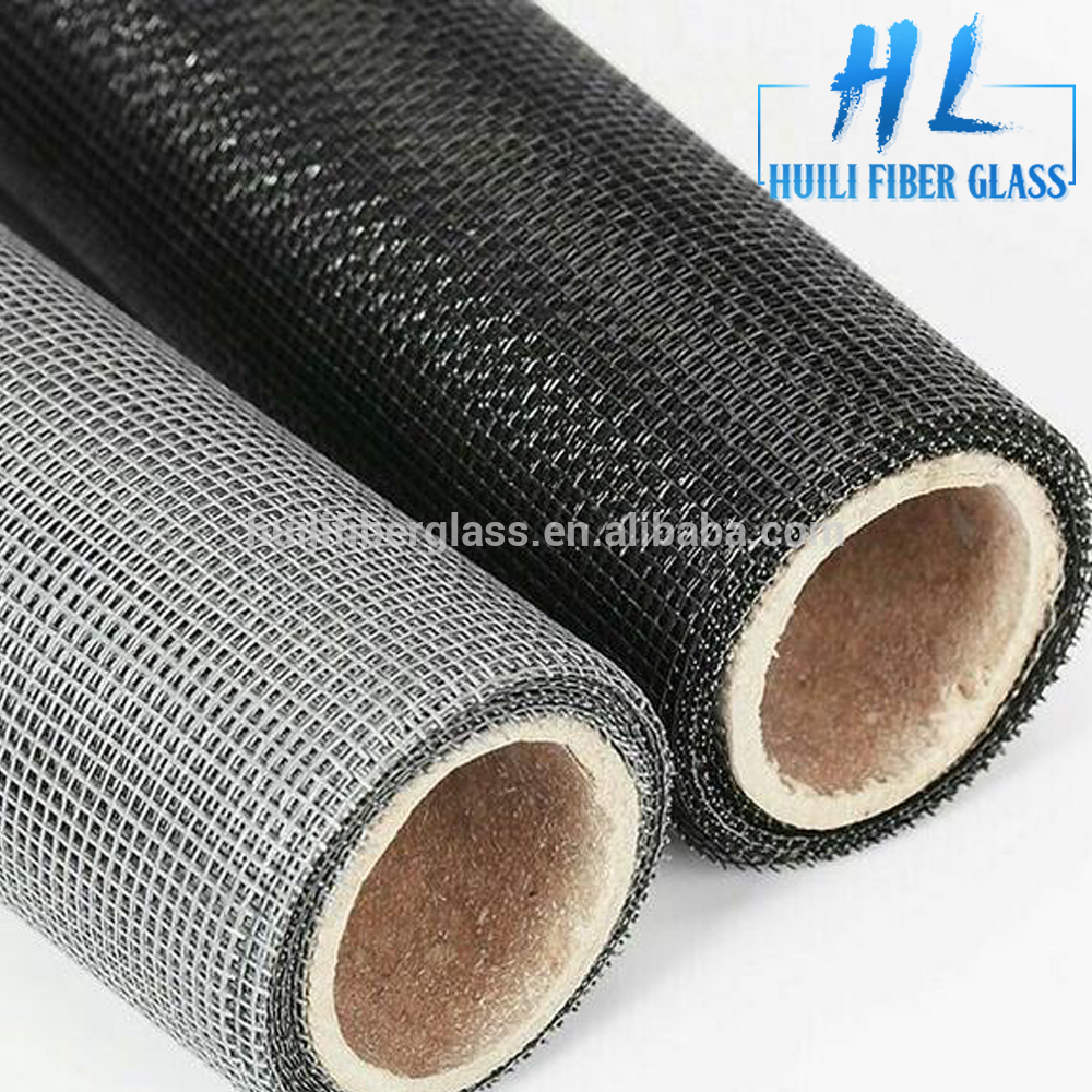 Hot Sale Fiberglass Magnetic Window Screen/ Fly Bug Window Mosquito Net