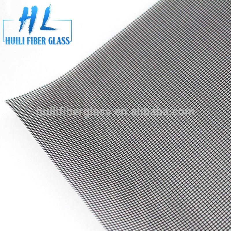 Hot sale PVC coated fiberlgass insect screen fiberglass window insect screen
